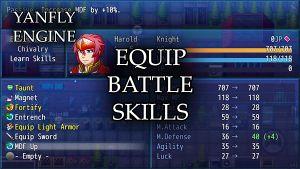 Equip Battle Skills (YEP) - Yanfly moe Wiki